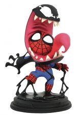 Marvel Comics Animated Series Mini Soška Venom & Spider-Man 13 cm