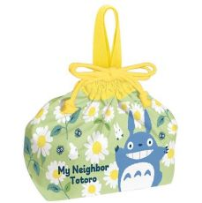My Neighbor Totoro Cloth Lunch Bag Daisies