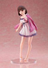 Saekano Coreful PVC Soška Megumi Kato Loungewear Ver. 20 cm
