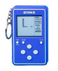 Snake Mini Retro Handheld Video Game Keychain