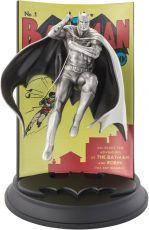 DC Comics Pewter Collectible Soška Batman #1 Limited Edition 22 cm