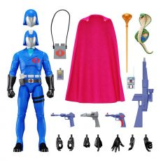 G.I. Joe Ultimates Akční Figure Cobra Commander 18 cm