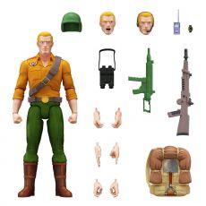 G.I. Joe Ultimates Akční Figure Duke 18 cm