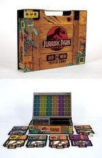 Jurassic Park Board Game Trivia Bid to Win Anglická Verze