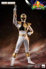Mighty Morphin Power Rangers FigZero Akční Figure 1/6 White Ranger 30 cm