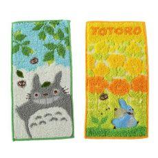 My Neighbor Totoro Mini Ručník Set Big and Medium Totoro 20 x 10 cm