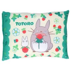 My Neighbor Totoro Polštářek Totoro & Strawberries 28 x 39 cm