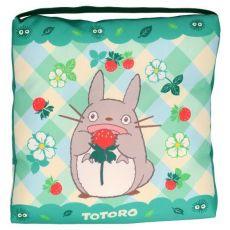 My Neighbor Totoro Polštářek Totoro & Strawberries 30 x 30 x 5 cm