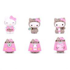 Pusheen Mini Figures 5 cm Display Hello Kitty (24)