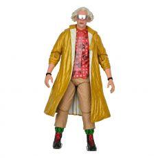 Back to the Future 2 Akční Figure Ultimate Doc Brown (2015) 18 cm