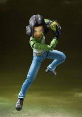 Dragon Ball Super S.H. Figuarts Akční Figure Android 17 (Universe Survival Saga) 14 cm