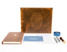 Fantastic Beasts Deluxe Stationery Set Newt Scamander