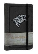Game of Thrones Pocket Deník House Stark
