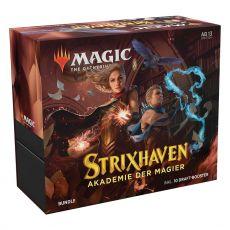 Magic the Gathering Strixhaven: School of Mages Bundle Německá