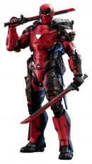 Marvel Comic Masterpiece Akční Figure 1/6 Armorized Deadpool 33 cm