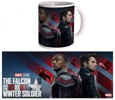 Marvel Hrnek The Falcon & the Winter Soldier Plakát