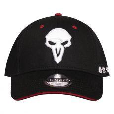 Overwatch Curved Bill Kšiltovka Reaper