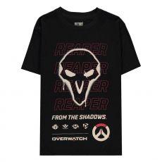 Overwatch Tričko Reaper Velikost S