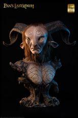 Pans Labyrinth Životní Velikost Bysta Faun 73 cm