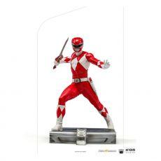 Power Rangers BDS Art Scale Soška 1/10 Red Ranger 17 cm