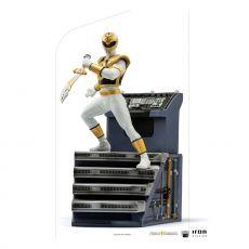 Power Rangers BDS Art Scale Soška 1/10 White Ranger 22 cm