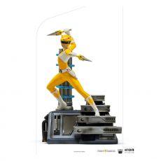 Power Rangers BDS Art Scale Soška 1/10 Yellow Ranger 19 cm