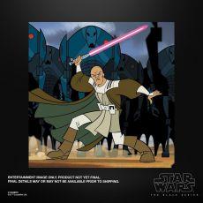 Star Wars The Clone Wars Black Series Akční Figure 2022 Mace Windu  15 cm
