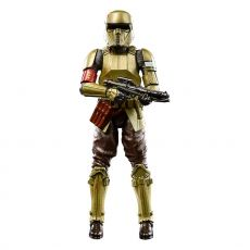 Star Wars The Mandalorian Black Series Carbonized Akční Figure 2021 Shoretrooper 15 cm