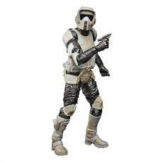 Star Wars The Mandalorian Black Series Carbonized Akční Figure 2021 Scout Trooper 15 cm