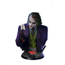 The Dark Knight Životní Velikost Bysta Joker 82 cm