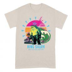 The Suicide Squad Tričko King Shark Velikost XL