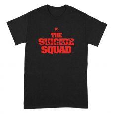The Suicide Squad Tričko Logo Velikost M