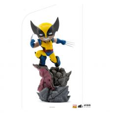 Marvel Comics Mini Co. Deluxe PVC Figure Wolverine (X-Men) 21 cm