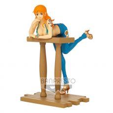 One Piece Grandline Journey PVC Soška Nami 16 cm