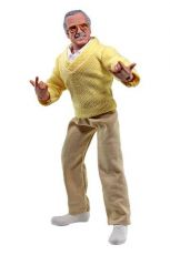 Stan Lee Akční Figure Stan Lee with Web Hands 20 cm