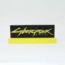 Cyberpunk 2077 LED-Light Logo 22 cm