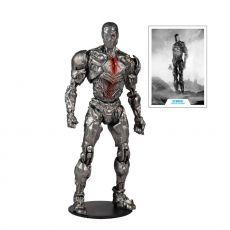 DC Justice League Movie Akční Figure Cyborg (Helmet) 18 cm
