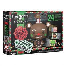 Five Nights at Freddy's Pocket POP! Advent Kalendář Blacklight