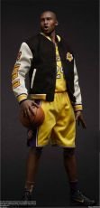 NBA Kolekce Real Masterpiece Akční Figure 1/6 Kobe Bryant (Black Mamba) 33 cm