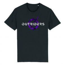 Outriders Tričko Symbol Velikost XL