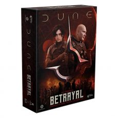 Dune Boardgame Betrayal Německá Verze