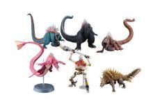 Godzilla: King of the Monsters Gekizou Series PVC Sochy 10 - 23 cm Sada (6)
