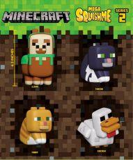 Minecraft Mega Squishme Anti-Stress Figures 16 cm Series 2 Sada (12)