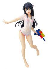 Rascal Does Not Dream of Bunny Girl Senpai Soška 1/7 Mai Sakurajima Water Gun Date Ver. 23 cm