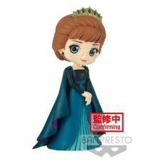 Disney Q Posket Mini Figure Anna (Frozen 2) Ver. A 14 cm
