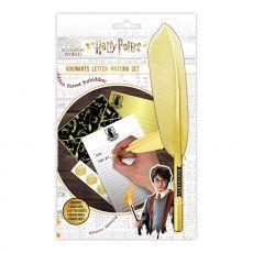 Harry Potter Dopisový Writing Set Feather Propiska