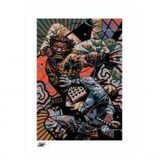 Marvel Art Print Ronin: The Wolverine 46 x 61 cm - unframed Sideshow Collectibles
