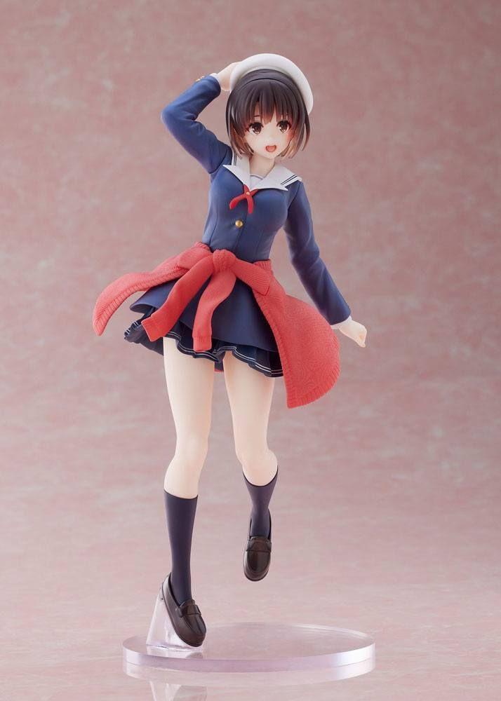 Saekano Coreful PVC Soška Megumi Kato Uniform Ver. 20 cm Taito Prize
