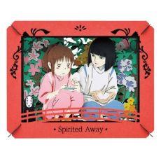 Chihiros Reise ins Zauberland Paper Model Kit Paper Theater Riceball from Haku