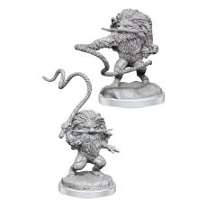 D&D Nolzur's Marvelous Miniatures Unpainted Miniature Korreds Sada (2)